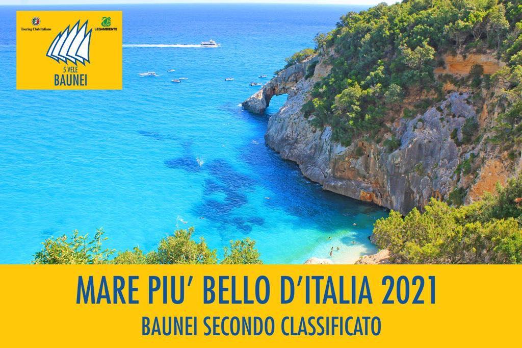 Baunei - 2° Mare più bello d'Italia