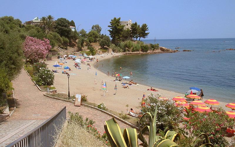 Spiaggia Santa Maria Navarrese Baunei